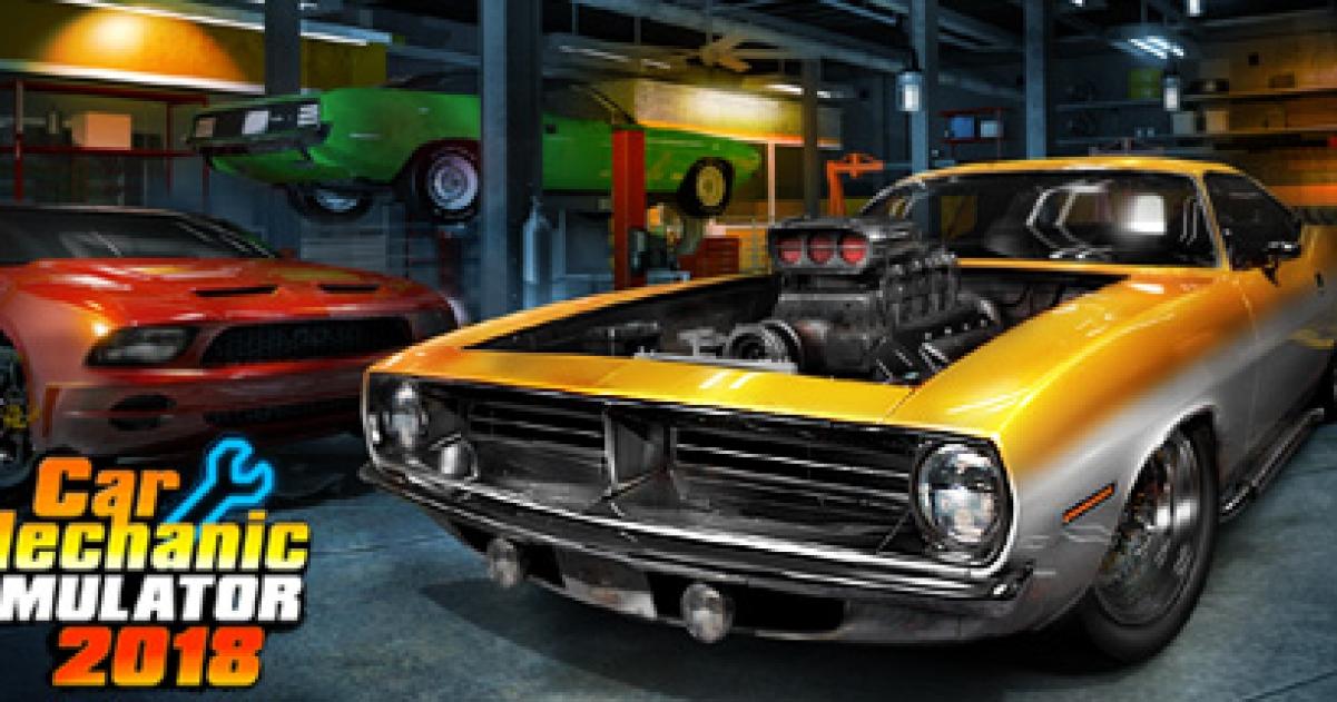 Car Mechanic Simulator  Xbox One Game