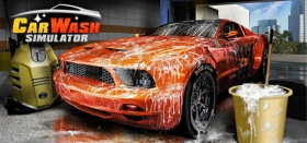 Car Wash Simulator Box Art