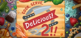 Cook, Serve, Delicious! 2!! Box Art