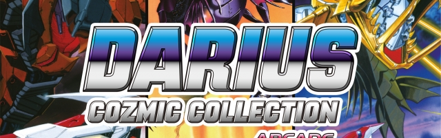 Darius Cozmic Collection Arcade Review