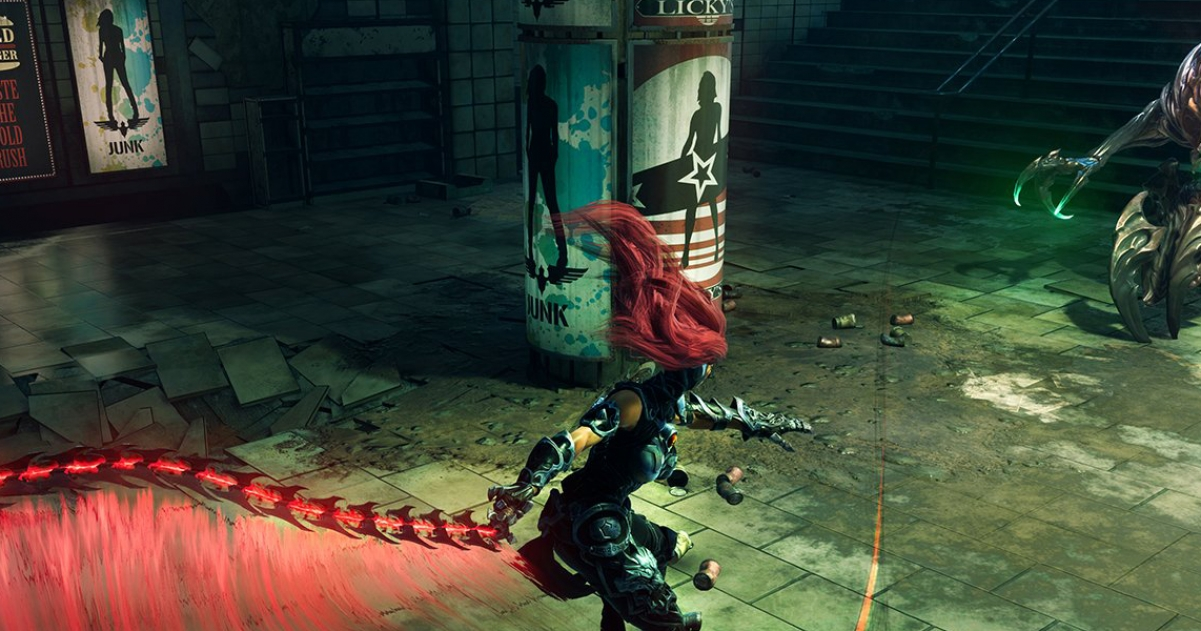 Darksiders III Review | GameGrin