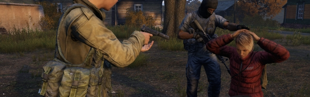 DayZ 1.08 Update Out Now