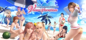 DEAD OR ALIVE Xtreme Venus Vacation Box Art