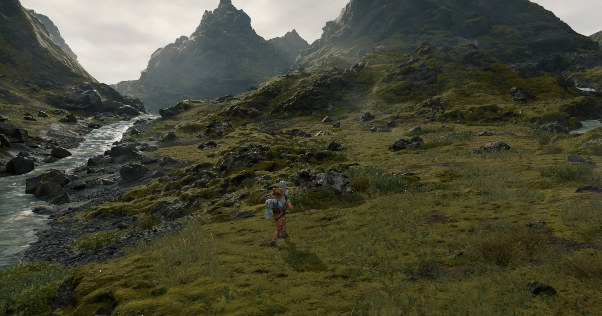 Death Stranding Review   GameGrin