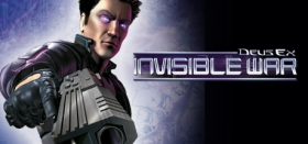 Deus Ex: Invisible War Box Art