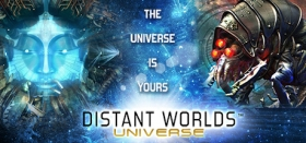 Distant Worlds: Universe Box Art