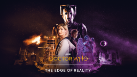 Doctor Who: The Edge of Reality Box Art