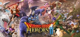 Dragon Quest Heroes II Box Art