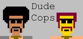 Dude Cops Box Art