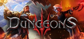 Dungeons 3 Box Art
