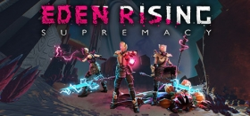 Eden Rising Box Art
