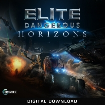 Elite Dangerous: Horizons Box Art