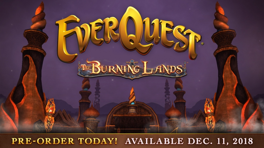 [EverQuest] EQ_The Burning Lands ( 1 / 7 )