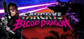 Far Cry 3 - Blood Dragon Box Art