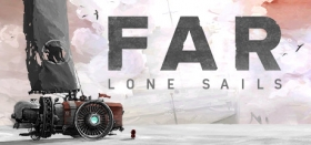 FAR: Lone Sails Box Art