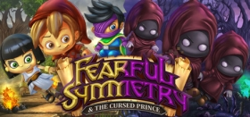 Fearful Symmetry & The Cursed Prince Box Art