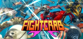Fight Crab Box Art