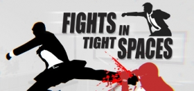 Fights in Tight Spaces Box Art