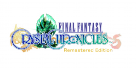 FINAL FANTASY CRYSTAL CHRONICLES Remastered Edition Box Art
