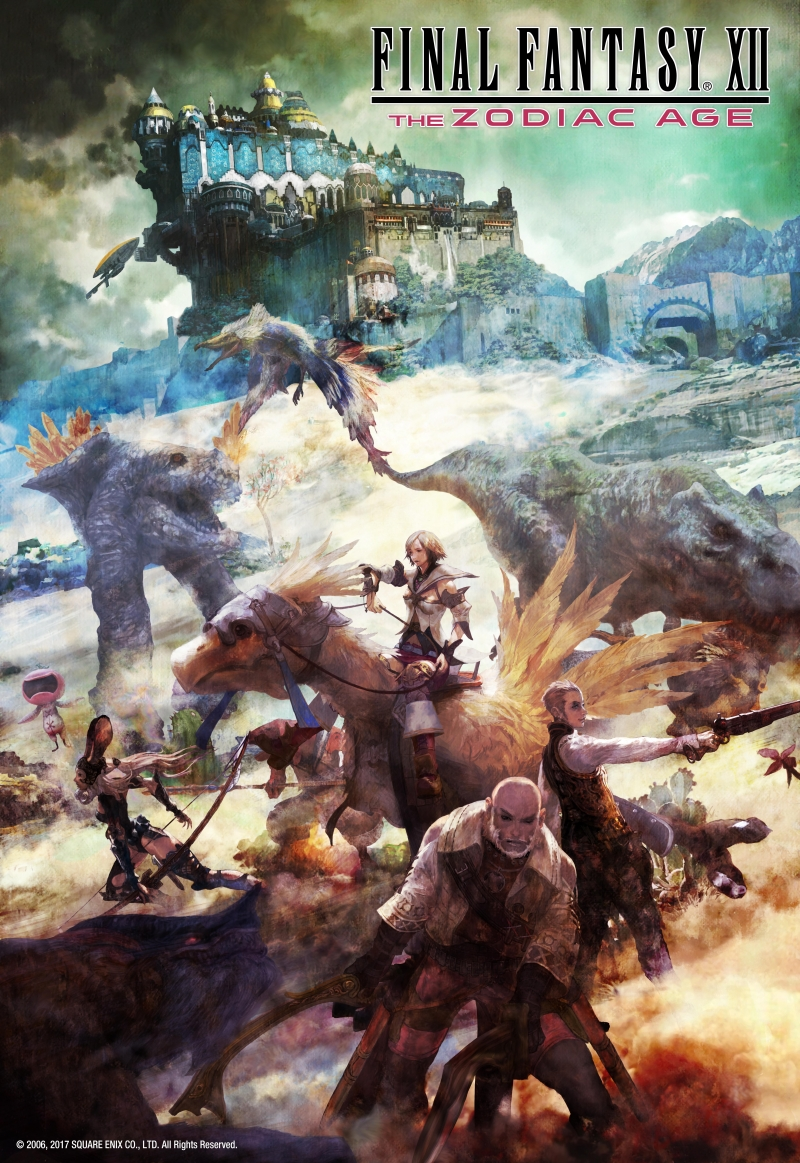 Final Fantasy Xii The Zodiac Age Images Screenshots Gamegrin
