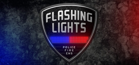 Flashing Lights - Police Fire EMS Box Art