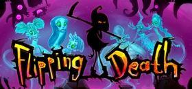 Flipping Death Box Art