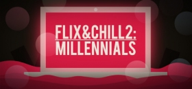 Flix and Chill 2: Millennials Box Art