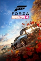 Forza Horizon 4 Box Art