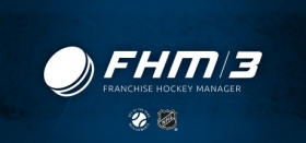 Franchise Hockey Manager 3 Box Art