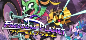 Freedom Planet Box Art