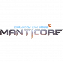 Galaxy on Fire 3: Manticore Box Art