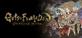 GetsuFumaDen: Undying Moon Box Art