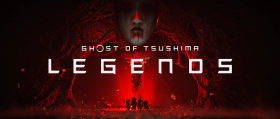 Ghost of Tsushima: Legends Box Art