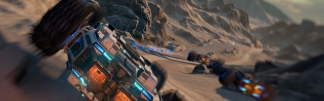 GRIP: Combat Racing Receives 'Big Ass Update'