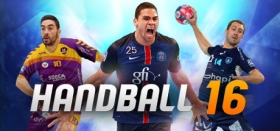 Handball 16 Box Art