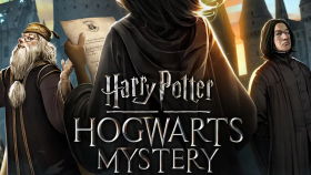 Harry Potter Hogwarts Mystery Box Art