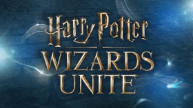 Harry Potter: Wizards Unite Box Art