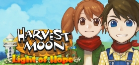 Harvest Moon: Light of Hope Box Art