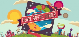 Heart. Papers. Border. Box Art