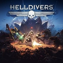 HELLDIVERS™ Box Art