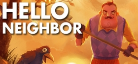 Hello Neighbor Box Art