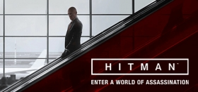 HITMAN (2016) Box Art