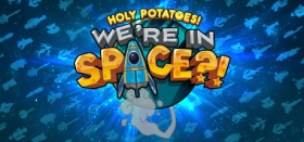 Holy Potatoes! We're in Space?! Box Art