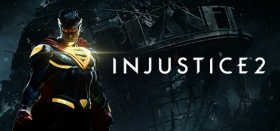 Injustice 2 Box Art