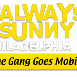 Head to Paddy's Pub in It's Always Sunny: The Gang Goes Mobile