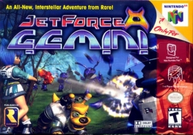 Jet Force Gemini Box Art