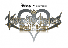 KINGDOM HEARTS Melody of Memory Box Art