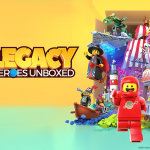 LEGO Legacy: Heroes Unboxed Trailer