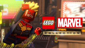 LEGO Marvel Collection Box Art