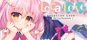 Loca-Love My Cute Roommate Box Art